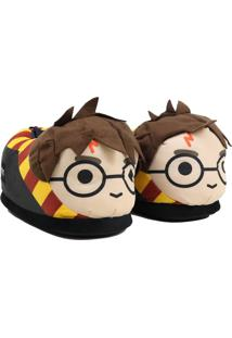 Pantufa Ricsen Harry Potter Preto