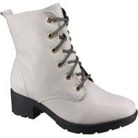 b015c3b0d Coturno Branco Ramarim feminino | Shoes4you