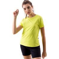 e5e4f7703e Home Vestuário Esportivo Camisetas Eco Poliamida. Camiseta Básica Dry-Fit Íon  Fitness Feminina - Feminino
