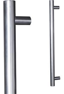 Puxador Para Porta Em Alumínio Concept Pca05 80Cm Polido