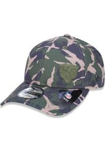 71c9d85906 Boné 940 Chicago Bears Nfl Aba Curva Snapback Militar New Era - Masculino-Verde  Militar