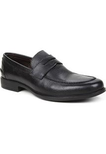 Sapato Social Couro Shoestock Gravata Masculino - Masculino