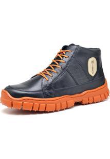 Bota Adventure Sandro Moscoloni Orange Boot