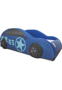 Cama Carro Nb Boys Azul