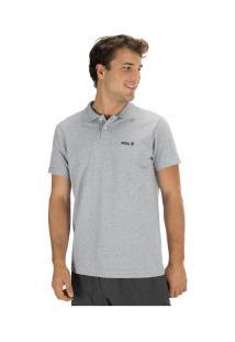 Camisa Polo Fatal Estampada 20654 - Masculina - Mescla