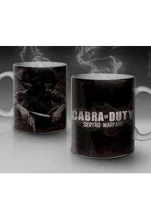 Caneca Cabra Of Duty