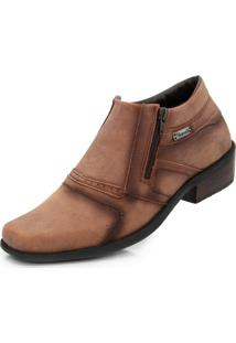 Bota Texas Polo City Marfim 854 - Kanui