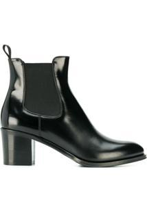 Church'S Ankle Boot - Preto