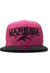 Boné Maresia Aba Reta Simple Pink 0ea96bfd3d3