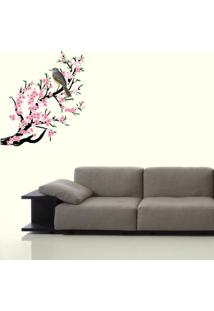 Adesivo Vns Decorativo Floral Real 0,79X0,75M