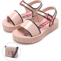 78da6392abce0 Sandália Para Menina Fashion Grendene Rosa infantil   Shoes4you