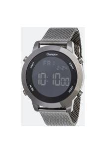 Relógio Unissex Champion Ch40062C Digital 5Atm | Champion | Preto | U