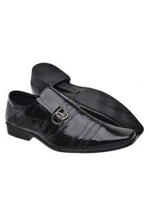 Sapato Masculino Social Verniz Di Stefani