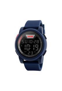 Relógio Skmei Digital -1218- Azul
