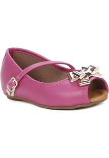 Sapato Addan - Feminino-Rosa