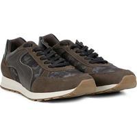 11231ac0a23 Shoestock. Tênis Shoestock Jogging Camuflado Masculino ...