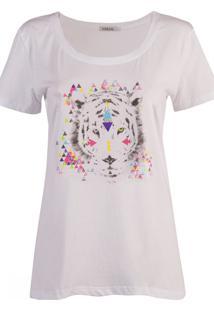 d3a069d7ec3 Camiseta Boyfriend Gola Canoa feminina