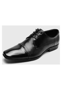 Sapato Democrata Preto
