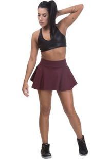 Shorts-Saia Miss Blessed Rodado - Feminino