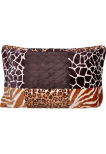 Porta Travesseiro De Plush Animale