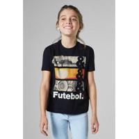 ac0995681 Camiseta Infantil Mini Pf Estampada   Futebol Reserva Masculina - Masculino