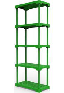 Estante Poly 5 Verde