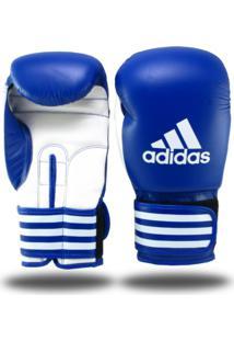 95f884ba3337b Luva De Boxe Adidas Ultima Azul Branco