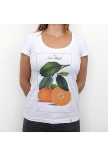 Orange - Camiseta Clássica Feminina