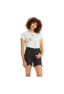 Camiseta Levi'S Perfect Pocket - 10151 Branco
