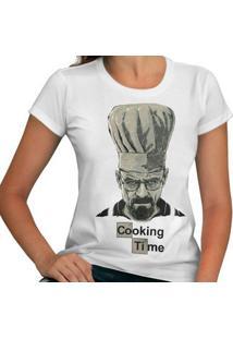 Camiseta Cooking Time