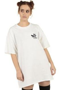 Camiseta Skull Clothing Dead Love Feminina - Feminino