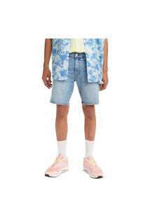 Bermuda Jeans Levi'S 411 Slim - 90019 Azul