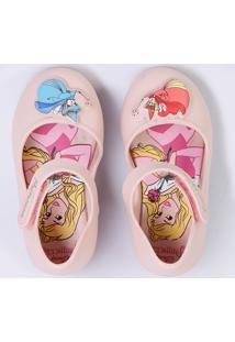 Sapatilha Infantil Princesa Aurora Grendene Kids