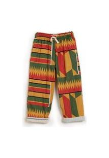 Calça Jamaica Est Jamaica Colorido - 6