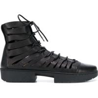 451baeff0 Farfetch. Trippen Fight Ankle Boots - Preto