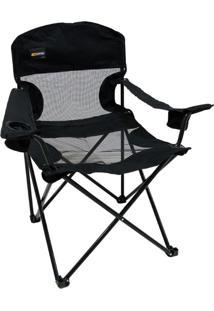 Cadeira Dobrável Fácil Transporte Montagem/Desmontagem Fresno Nautika