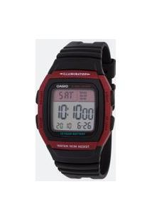 Relógio Unissex Casio W-96H-4Avdf-Sc Digital 10Atm | Casio | Multicores | U