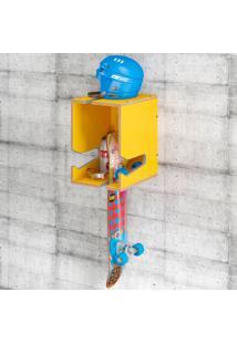 Módulo Easy – Be Mobiliário - Amarelo