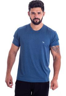 2f57dc1e0d Camiseta Proteção Solar Oracon Masculino Azul Marinho 1196-03 - Gg