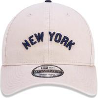 a4e233c116 Boné New Era 920 Strapback New York Yankees Kaki