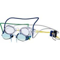 f5faabab9 Kit 2 Óculos De Natação Competition Pack Speedo - Azul Espelhado - Unissex