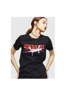 Camiseta Diesel T-Sily-Zc
