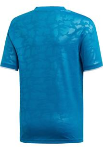 Camisa Adidas Juve 3 Jsy Y Azul - Kanui