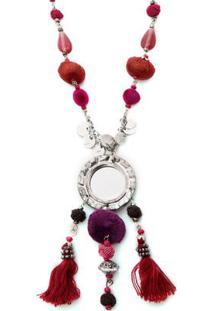 Colar Lucia Cor: Multicolorido - Tamanho: Único