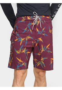 Bermuda Hang Loose Tropicool Masculina - Masculino