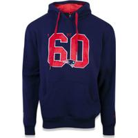6c3d2976d50bd Casaco Moletom New England Patriots Sports Vein New Era - Masculino