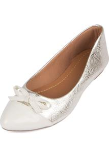 Sapatilha Trivalle Shoes Prata