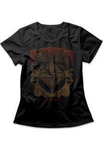 Camiseta Feminina Black Sabbath The End - Feminino