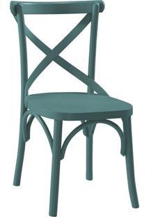 Cadeira De Jantar X Verde