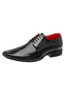 Sapato 3Ls3 Social Preto